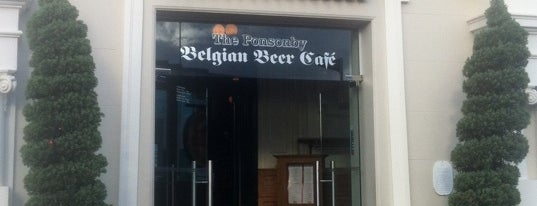The Ponsonby Belgian Beer Cafe is one of Must-visit Bars in Auckland.