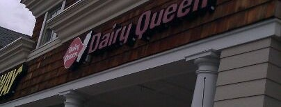 Dairy Queen is one of Foraging in Alexandria.