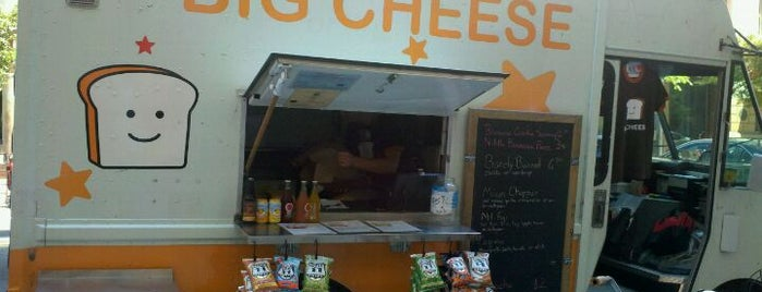 Big Cheese Truck is one of Washington DC Food Trucks.