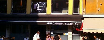 Muro Venezia is one of Italie — Restos 2.