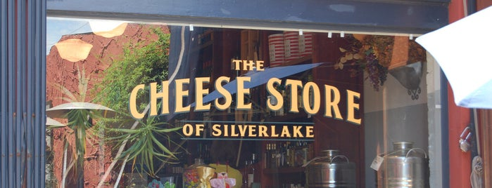 The Cheese Store of Silverlake is one of My to-dos in LA.