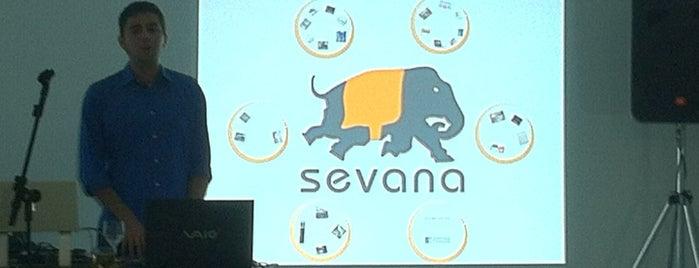 Sevana Coworking is one of Espaços de Coworking.