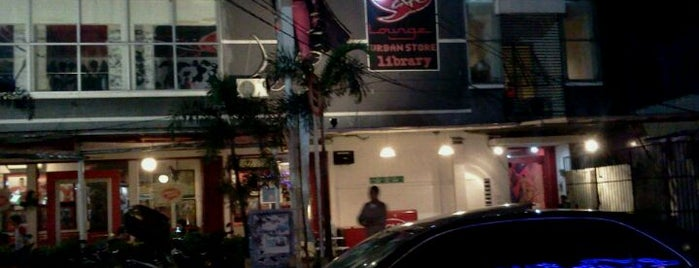 Burger & Grill is one of JAKARTA.