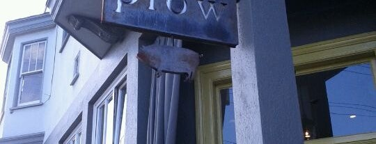 Plow is one of San Francisco.