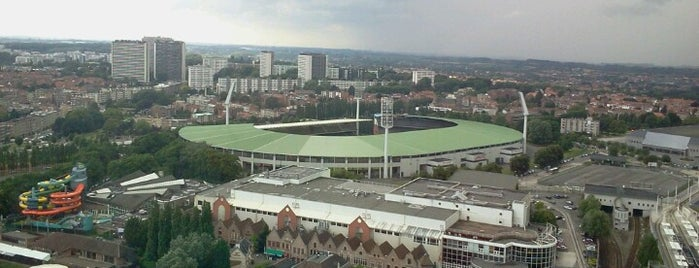 Koning Boudewijnstadion / Stade Roi Baudouin is one of Bruxelles | Brussels #4sqcities.
