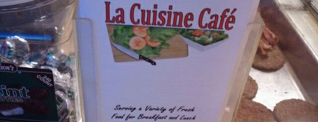 La Cuisine Cafe is one of M-US-01.