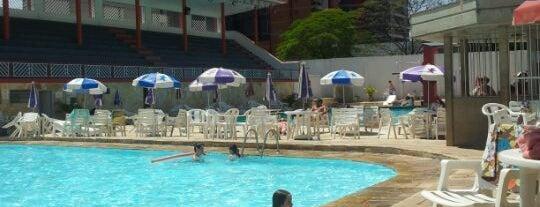 Clube Campineiro de Regatas e Natação is one of Turismo em Campinas.