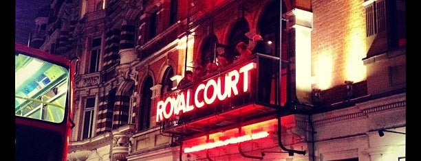 Royal Court Theatre is one of London Cultural.