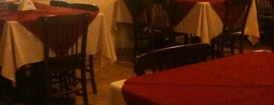 D'Capri Pizzeria is one of bares e restaurantes.