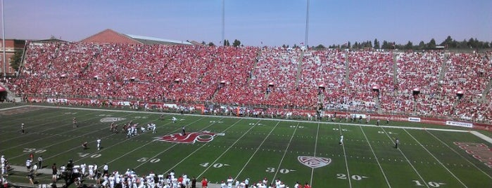 Martin Stadium is one of Sporting Venues To Visit.....