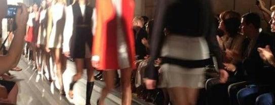 Victoria Beckham Show @ Mercedes-Benz Fashion Week @ Bryant Park is one of Fashion Week 2013 10X.