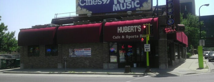 Hubert's Bar & Restaurant is one of The Next Big Thing.