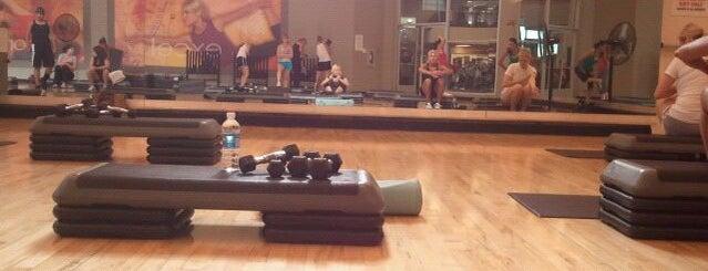 LA Fitness is one of Ryan : понравившиеся места.