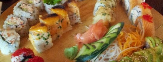 Noe Sushi Bar is one of Quito.