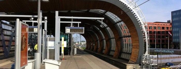 Metrostation/tramhalte Leidschenveen is one of RET's Saved Places.