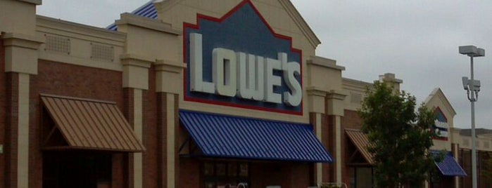 Lowe's is one of NJ Clinton-Bridgewater.