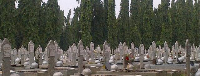 Taman Makam Pahlawan Nasional Kalibata is one of Sensen'in Kaydettiği Mekanlar.