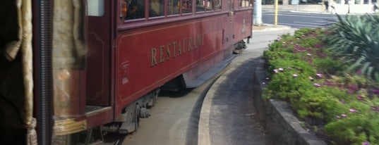 The Colonial Tramcar Restaurant is one of Melbourne, VIC, Australia.