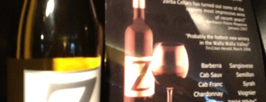 Zerba Cellars is one of Wine Country.