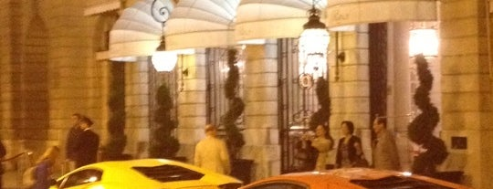 HÔTEL RITZ is one of Hotels I advise.