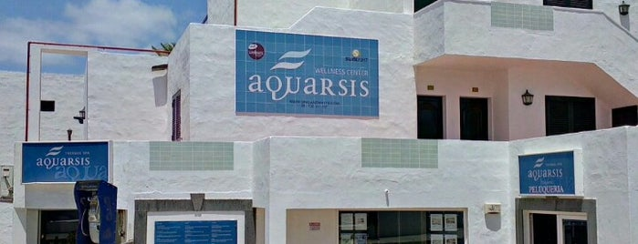 Aquarsis Spa is one of Lanzarote, Spain.