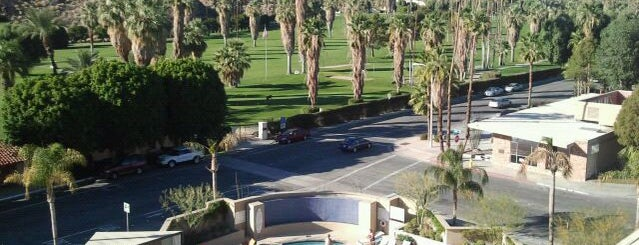Hyatt Palm Springs is one of places to go.