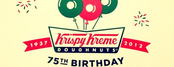 Krispy Kreme Doughnuts is one of Kayla'nın Beğendiği Mekanlar.