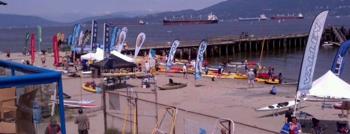 Jericho Sailing Center is one of Vancouver.