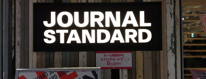 JOURNAL STANDARD 難波店 is one of Borderさんの保存済みスポット.