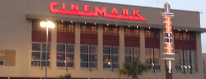 Cinemark is one of Top Spots in Memorial (Houston, TX).