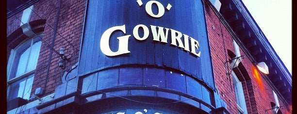 Lass O'Gowrie is one of Manchester to-do.