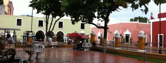 Centro Histórico de Valladolid is one of CrystttalitoFest.
