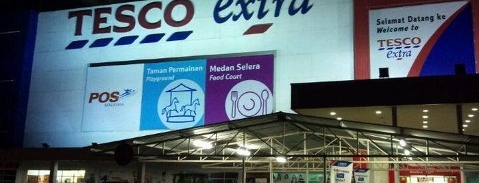 Tesco Extra is one of Tempat yang Disukai Alyssa.