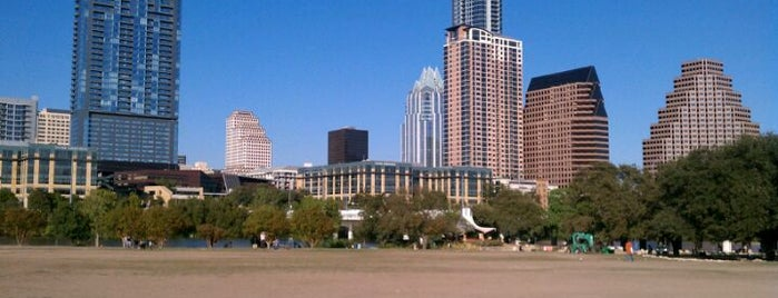 Auditorium Shores at Lady Bird Lake is one of Iconic Austin.