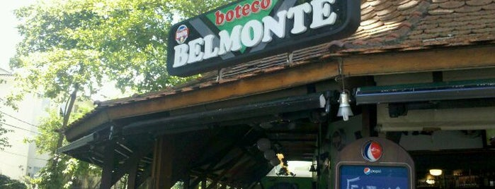 Boteco Belmonte is one of Sim.