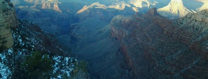 Grand Canyon National Park is one of Places I've been.
