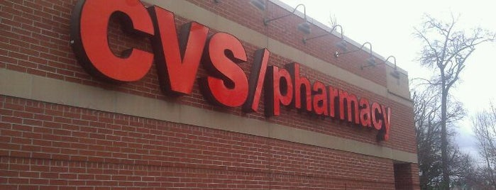 CVS pharmacy is one of Freshさんのお気に入りスポット.