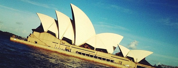 Opéra de Sydney is one of Australia & New Zealand.