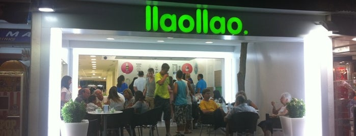llaollao is one of Malaga Specials.