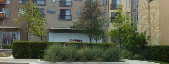Express is one of Tina : понравившиеся места.