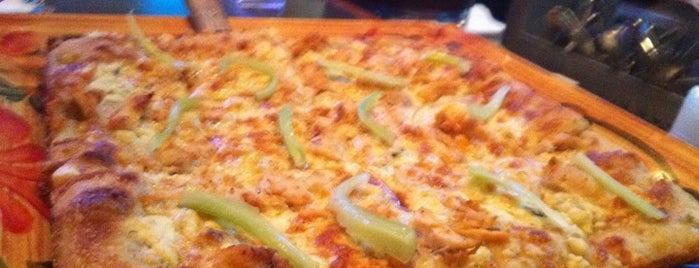 Blue Highway Pizza is one of Toni 님이 좋아한 장소.