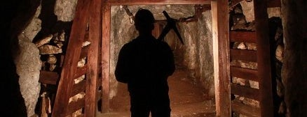 Sterling Hill Mine Tour & Museum is one of Glenwood Trip.