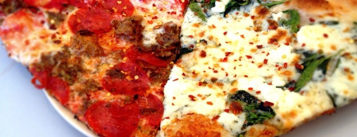 Regents Pizzeria is one of Picks for Pizza.