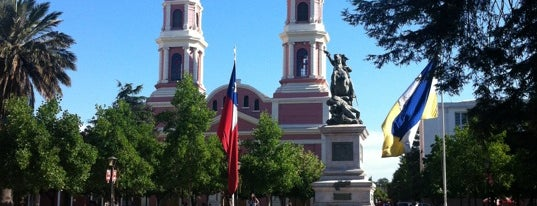 Catedral de Rancagua is one of Para visitar en Rancagua.
