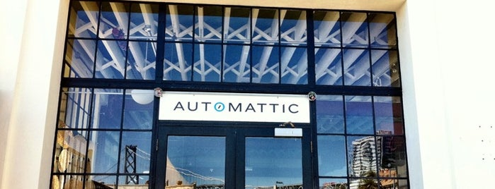 Automattic is one of Silicon Valley Companies.