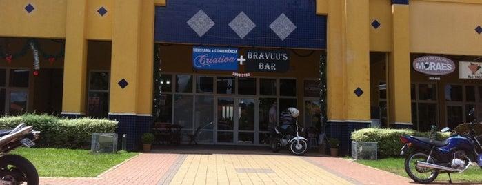 Bravuu's Bar is one of Fernando'nun Beğendiği Mekanlar.