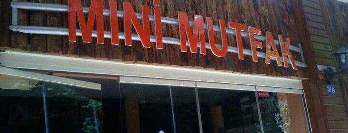 Mini Mutfak is one of Ezgi : понравившиеся места.