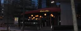 Bistro Niko is one of Atlanta's best restaurant patios.