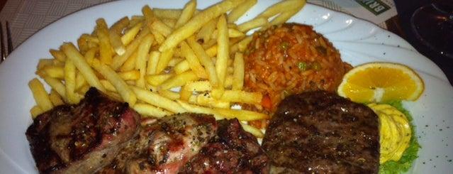 Steakhouse Rodizio is one of Orte, die Yvonne gefallen.