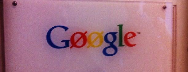 Google Danmark is one of Copenhagen.